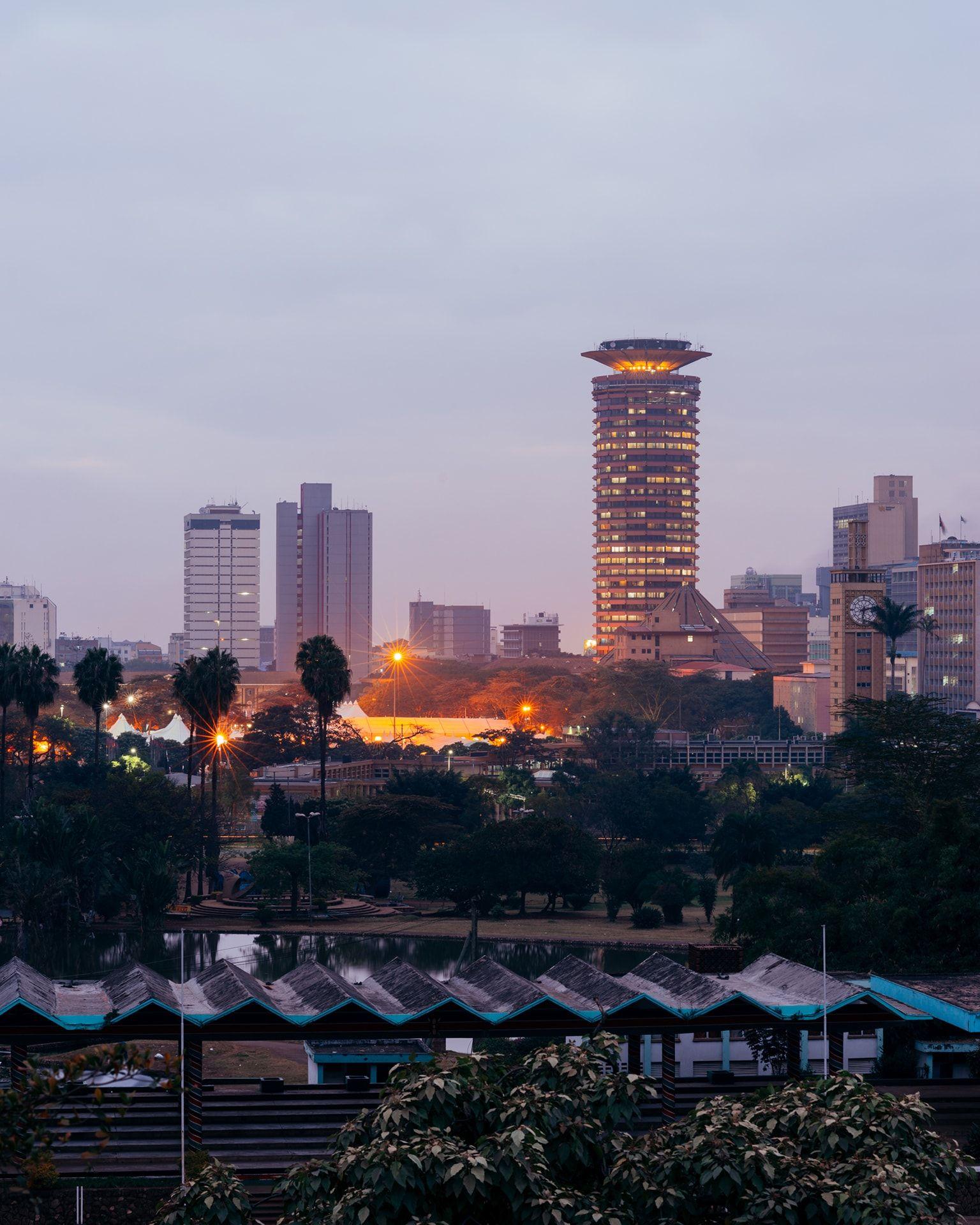 010 Nairobi Min