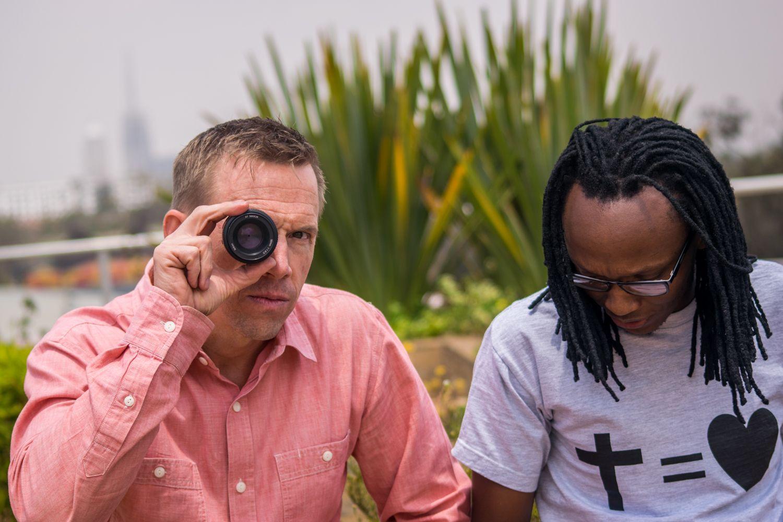 Shawn Koonce &Amp; Andy Mburu