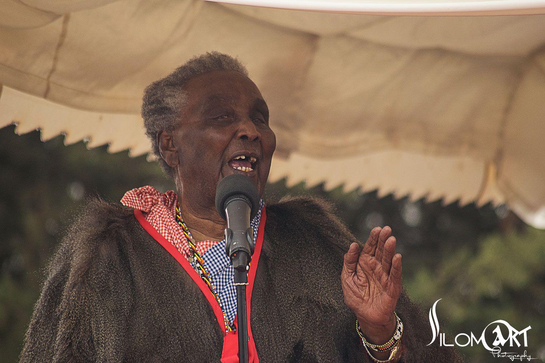 The Fallen Hero, William Ronkorua Ole Ntimama