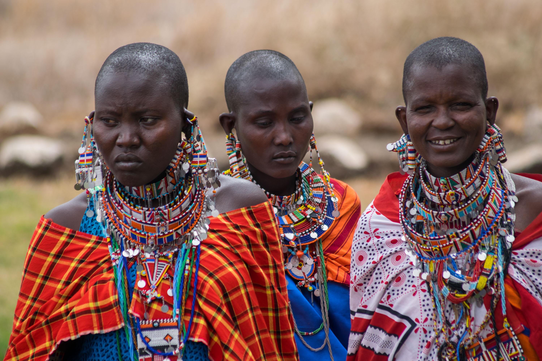 The Maasai Women Shot At Amboseli