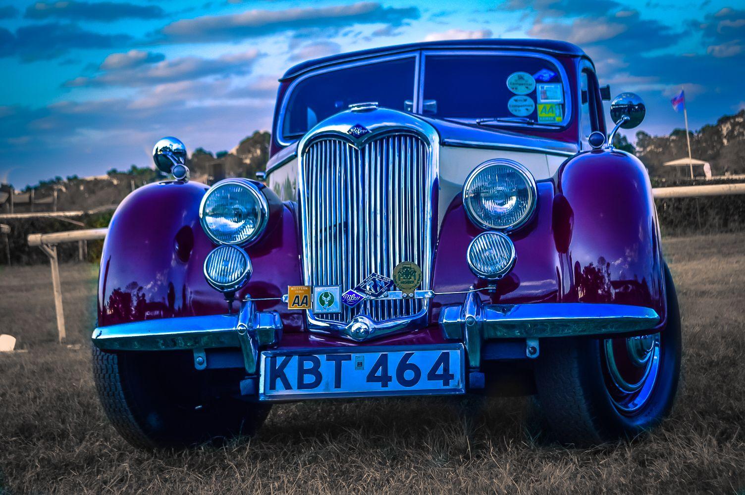 The Vintage Car: Concours D'Elegance 2015