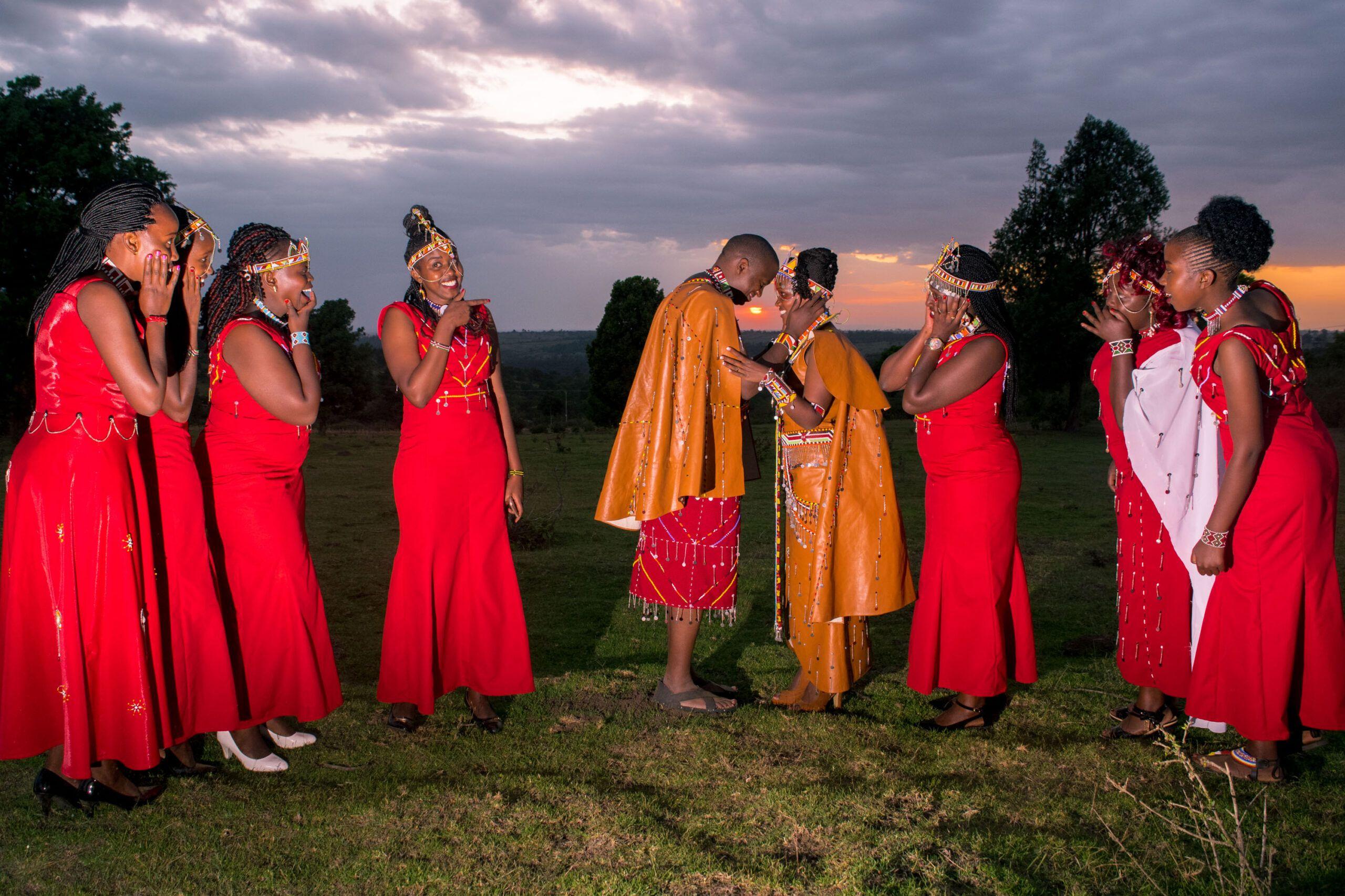 Maasai Wedding