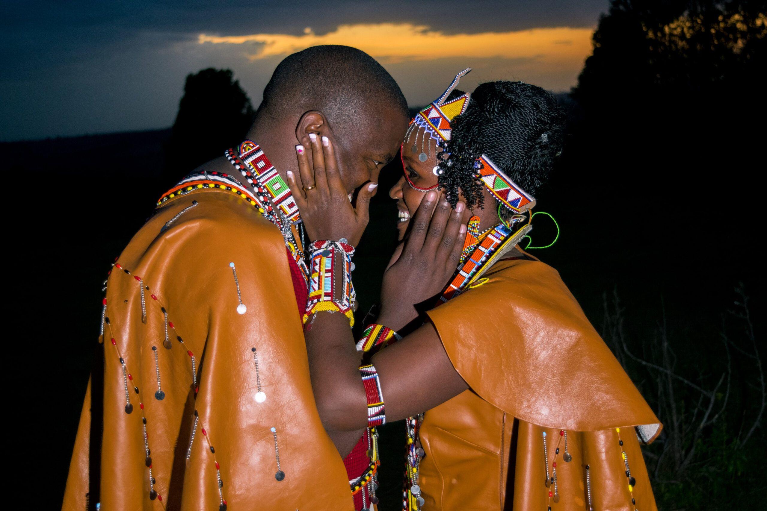 Love - Maasai Wedding