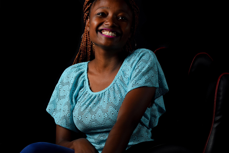 Dayo Smiling