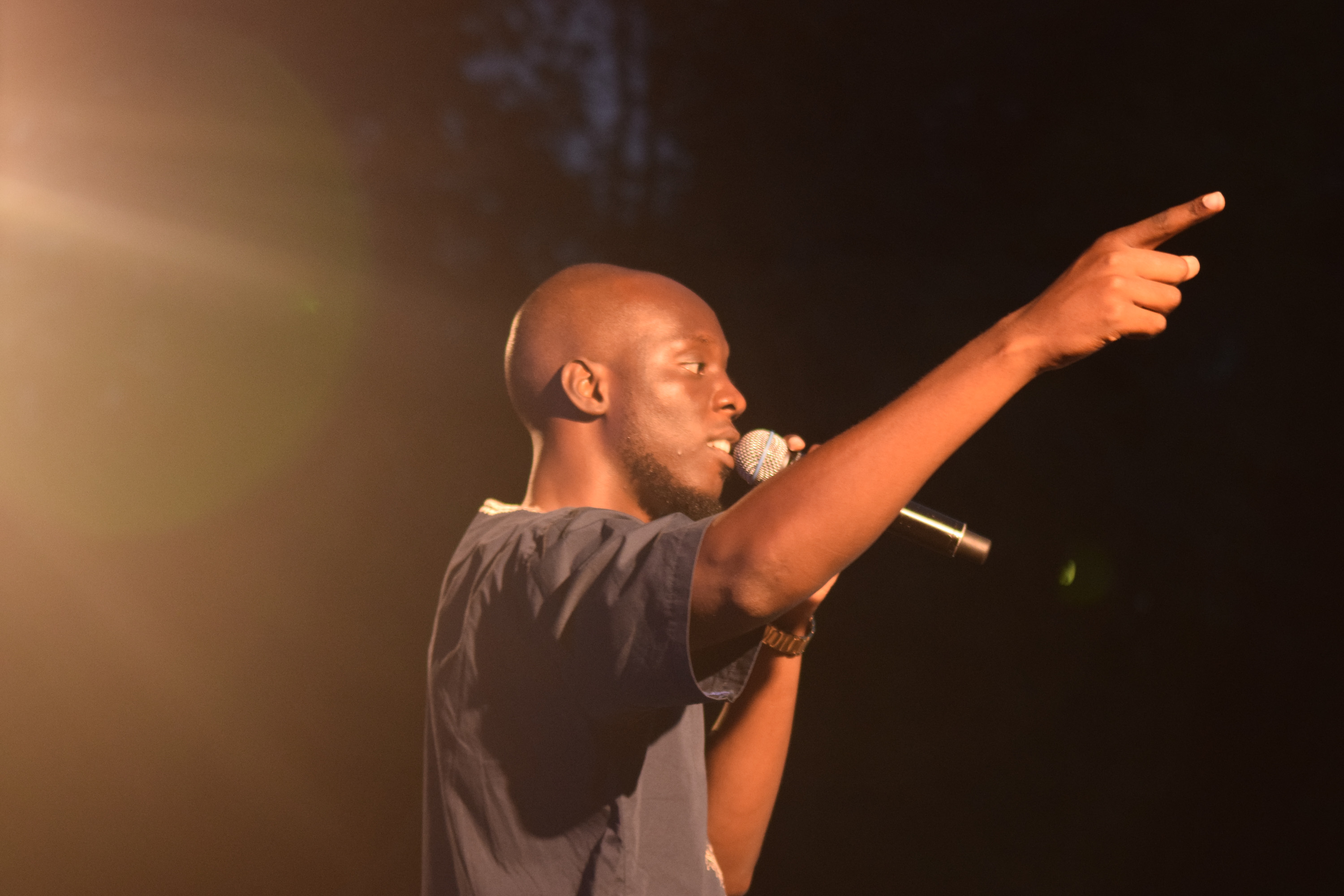 Pompi Performing At #Witw3