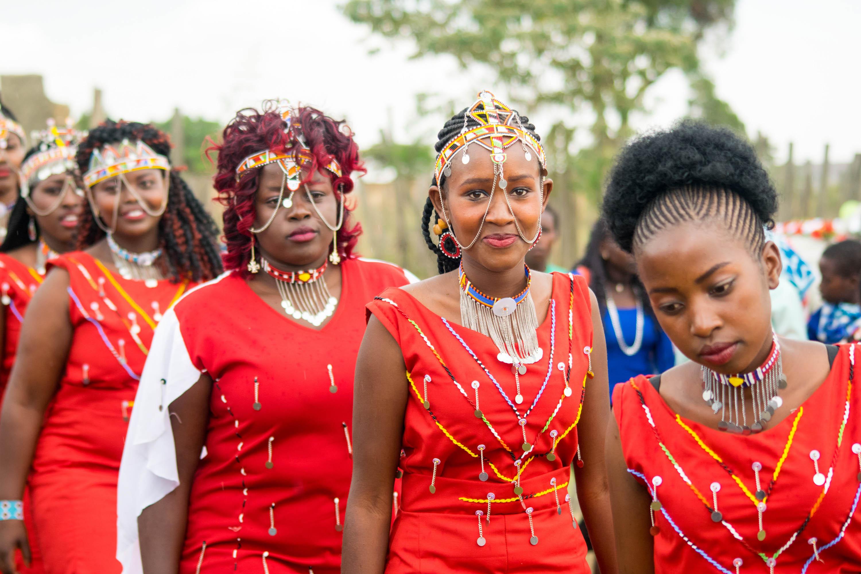 Maasai Queens