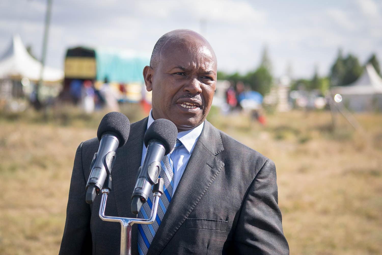 David Nkedianye