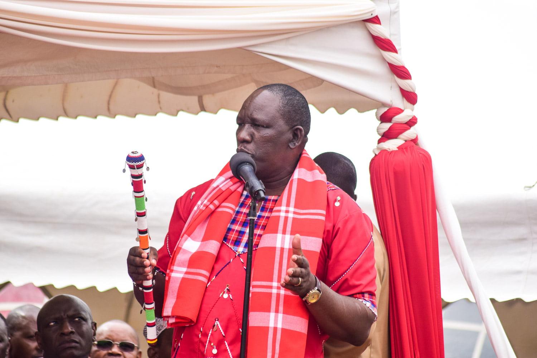 Moses Ole Sakuda