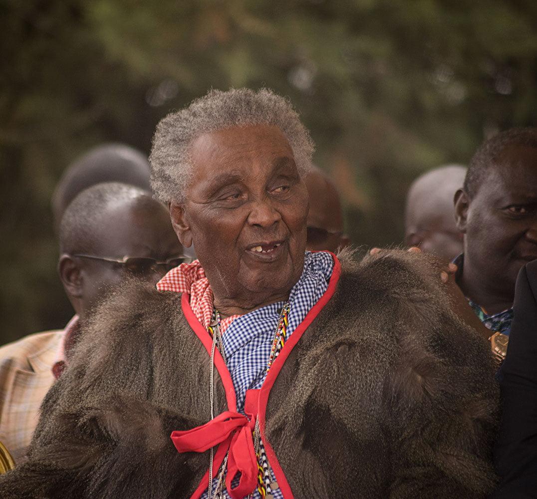 William Ronkorua Ole Ntimama