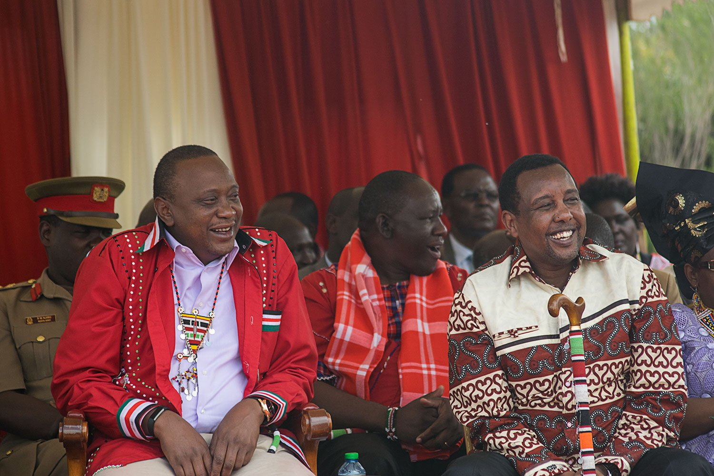Uhuru &Amp; Ole Nchoe